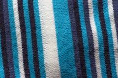 suéter con las rayas Foto de archivo