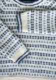 Suéter de Kitted Fotografía de archivo