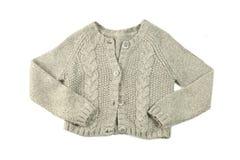 Suéter de las lanas Fotos de archivo