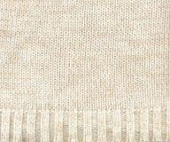 Suéter de las lanas Fotografía de archivo libre de regalías
