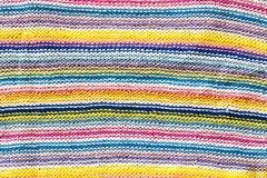 Suéter de punto Foto de archivo libre de regalías