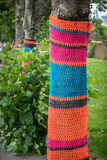 Suéter del árbol Foto de archivo libre de regalías