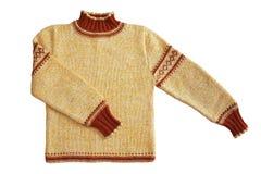 Suéter del invierno Imagenes de archivo