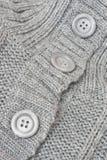 Suéter gris fotos de archivo