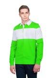Suéter masculino Imágenes de archivo libres de regalías