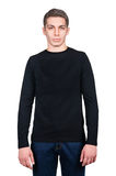Suéter masculino Imagen de archivo libre de regalías