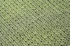 Suéter verde Fotos de archivo