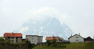 Suíça Imagem de Stock Royalty Free