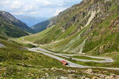 Suíça Fotografia de Stock Royalty Free