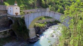 Suíça - Ackersand Fotografia de Stock Royalty Free