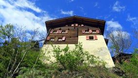 Suíça - Ackersand Foto de Stock Royalty Free