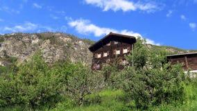 Suíça - Ackersand Fotos de Stock Royalty Free