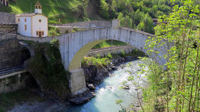Suíça - Ackersand Imagens de Stock