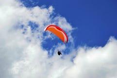 Suíça do cume do mergulho de céu Imagem de Stock