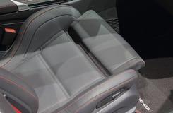 Suíça; Genebra; 8 de março de 2018; Fron de Mercedes-Benz AMG GT 53 Imagens de Stock