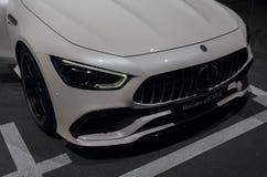 Suíça; Genebra; 8 de março de 2018; Mercedes-Benz AMG GT 53;  Fotografia de Stock