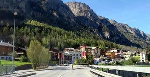 Suíça - Saint Niklaus Imagens de Stock
