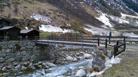 Suíça - Wallis imagem de stock royalty free