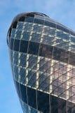 Suíço de Londres com referência a Foto de Stock Royalty Free
