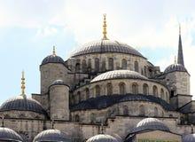 Sułtanu Ahmad meczet w Istanbuł Fotografia Royalty Free