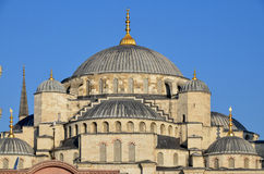 Sułtanu Ahmed meczet (Błękitny meczet) Obrazy Stock