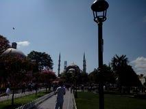 Sułtanu Ahmet meczet w Istanbuł zdjęcia stock