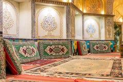 Sułtanu emira Ahmad historyczny skąpanie, Kashan, Iran Zdjęcia Stock