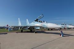 SU-30 τετρ.μέτρο Στοκ Φωτογραφία