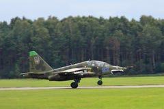 Su-25 Stock Image
