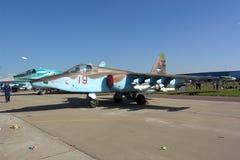SU-25SM stockbilder