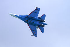 SU 27 fotografia de stock royalty free
