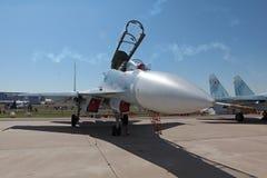 Su-30M2 Stock Photos