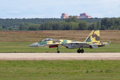 Su-35 Flanker-E Royalty Free Stock Photography