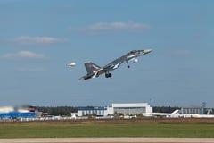 Su-35 Images stock