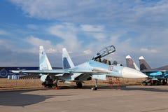 Su-30 Royaltyfria Bilder
