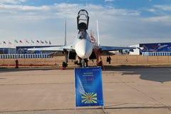 Su-30 Royaltyfria Foton