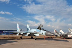 Su-27 Obrazy Royalty Free