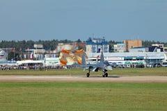 Su-35 Obrazy Stock