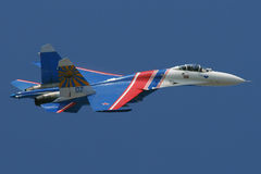Su-27 Images stock
