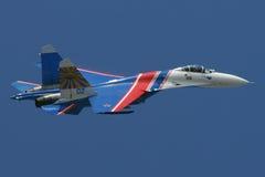 Su-27 Obrazy Stock