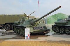 SU-100 Fotografia de Stock