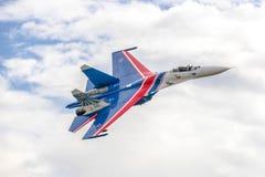 Su-27 Zdjęcia Royalty Free