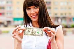 Su dólar inferior Imagenes de archivo