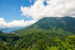 Su estate del Giappone Fotografia Stock