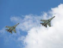 Su-35 Flanker-E + Stock Photography