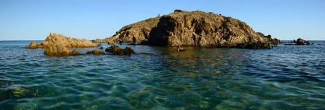 Su Giudeu cliff Stock Images