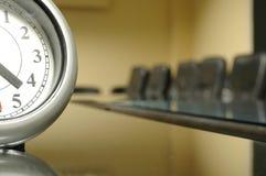 Su hora para la reunión de negocios Imagenes de archivo