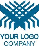 Su insignia de la compañía Imagenes de archivo