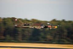 Su-22 instalatora połysku siły powietrzne Obrazy Royalty Free