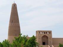 SU-Klingel-Turm, Turpan, Uygur Zizhiqu, Xinjiang, China stockbilder